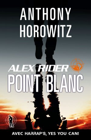 Alex Raider: Point Blanc - harrap's - 9782818703656 -
