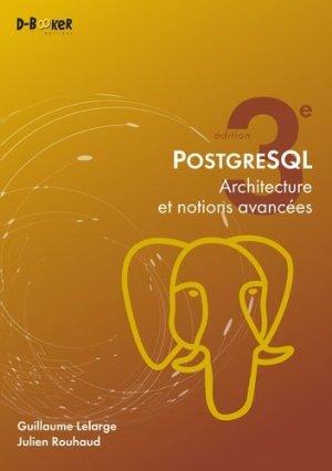 PostgreSQL - d-booker  - 9782822708395 -