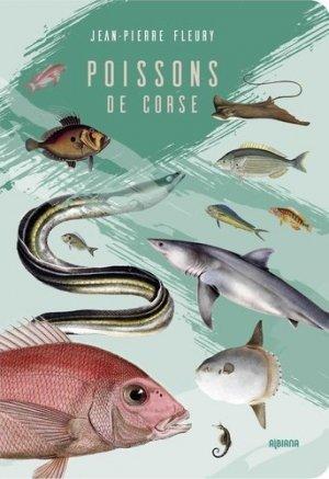 Poissons de Corse - Albiana - 9782824110400 -