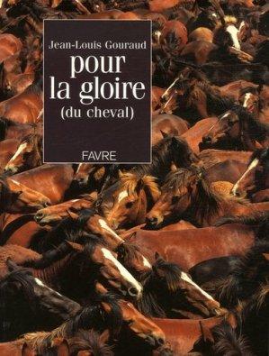 Pour la gloire (du cheval) - favre - 9782828908942 -