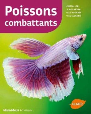 poissons combattants - ulmer - 9782841389322 -