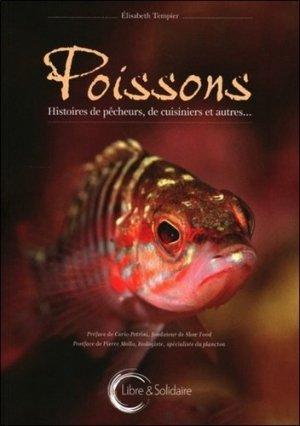 Poissons - libre et solidaire - 9782847300352 -