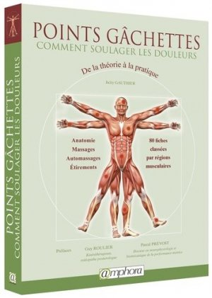 Points gachettes comment soulager les douleurs - amphora - 9782851809858 -