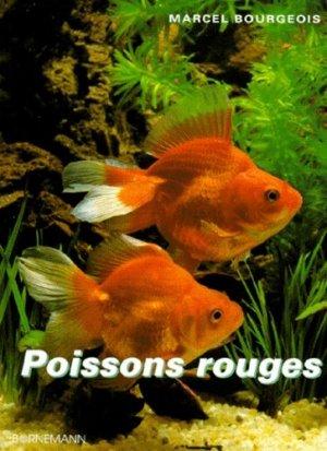 Poissons rouges - bornemann - 9782851825568 -