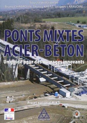 Ponts mixtes Acier-béton - presses de l'ecole nationale des ponts et chaussees - 9782859784492 -