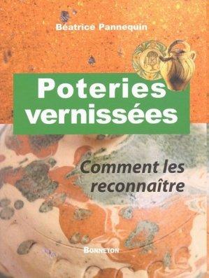 Poteries vernissées - Christine Bonneton - 9782862532967 -