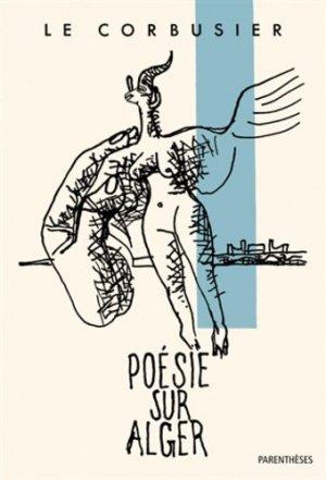 Poésie sur Alger - parentheses - 9782863642986 -
