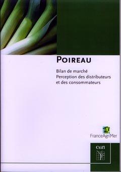 Poireau - centre technique interprofessionnel des fruits et légumes - ctifl - 9782879112893 -