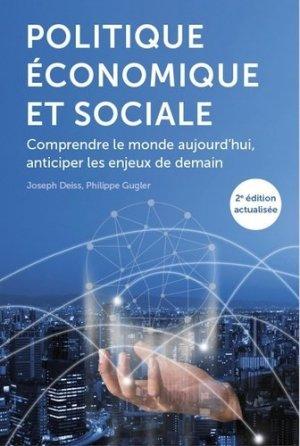 Politique économique et sociale - ppur -  presses polytechniques et universitaires romandes - 9782889153688 -