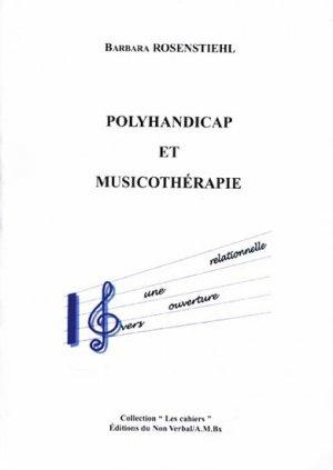 Polyhandicap et musicothérapie - du non verbal - 9782906274679 -
