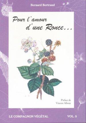 Pour l'amour d'une ronce - de terran - 9782913288799 -