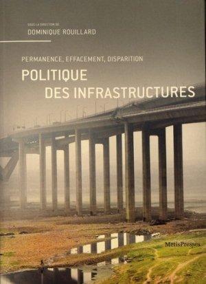 Politique des infrastructures - metispresses - 9782940563302 -