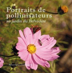 Portraits de pollinisateurs au jardin du Belvédère - Coeur de lune - 9782957232918 -