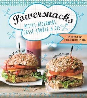 Powersnacks, petits-déjeuners, casse-croûte & Cie - NGV - 9783625008538 -