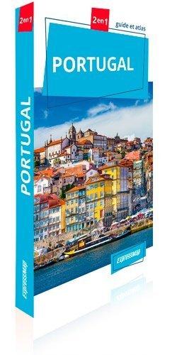 Portugal. Guide et atlas - Express Map - 9788381902076 -