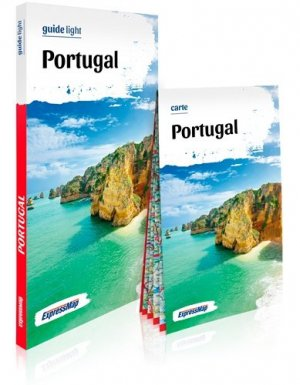 Portugal - Express Map - 9788381902120 -