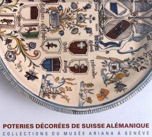 Poteries décorées de Suisse orientale, XVIIe-XIXe siècles - 5 continents - 9788874397693 -