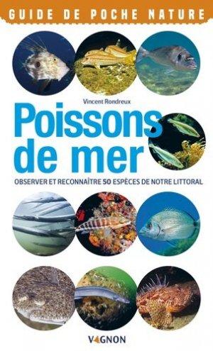 Poissons de mer - vagnon - 9791027102259 -