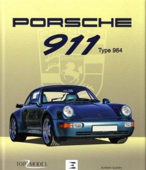 Porsche 911 type 964 - etai - editions techniques pour l'automobile et l'industrie - 9791028302474 -
