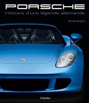 Porsche - de l'imprevu - 9791029507311 -