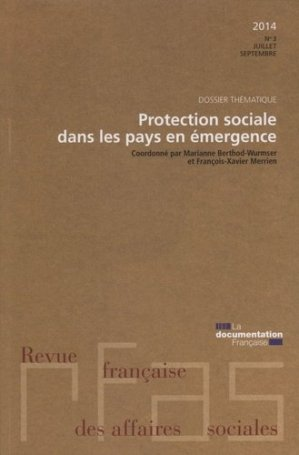 Protection sociale et pays en émergence - OCDE - 3303337402484 -
