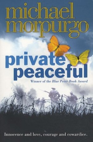 Private Peaceful - harpercollins - 9780007150076 -