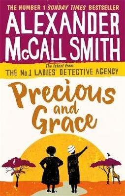 Precious and Grace - abacus - 9780349142036 -