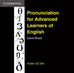 Pronunciation for Advanced Learners of English - Audio CDs (3) - cambridge - 9780521166720 -