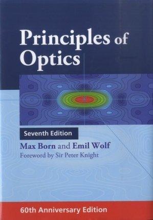 Principles of Optics - cambridge - 9781108477437 -