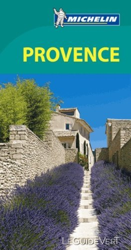Provence - Michelin Editions des Voyages - 9782067186217 -