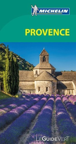 Provence - Michelin Editions des Voyages - 9782067207141 -