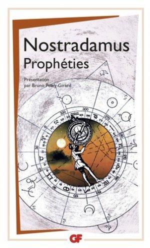 Prophéties - Flammarion - 9782080711731 -