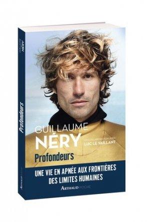 Profondeurs - Flammarion - 9782081385276 -