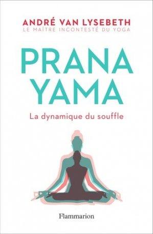 Pranayama - flammarion - 9782081408432 -