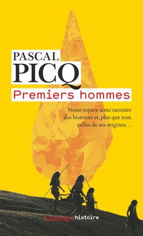 Premiers hommes - flammarion - 9782081422360 -