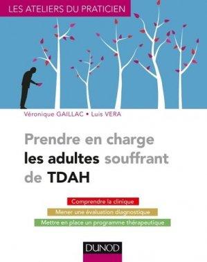 Prendre en charge les adultes souffrant de TDAH - dunod - 9782100710027 -