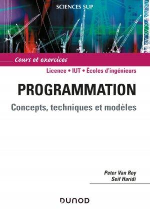 Programmation - dunod - 9782100802425 -