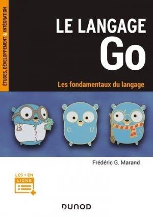 Programmer avec Go - dunod - 9782100804108 -