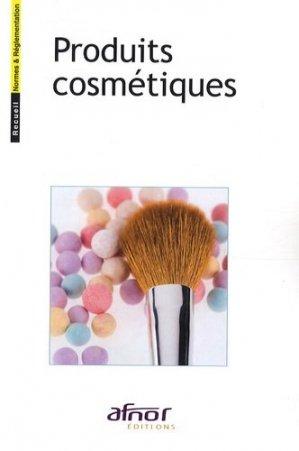 Produits cosmétiques - afnor - 9782121774114 -