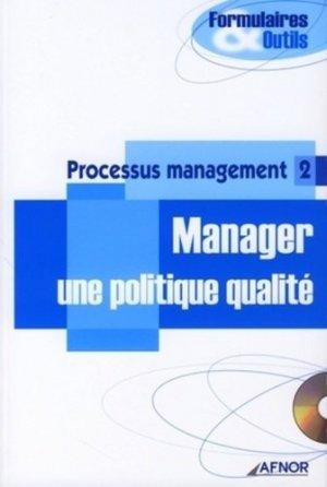 Processus management - afnor - 9782124651146 -
