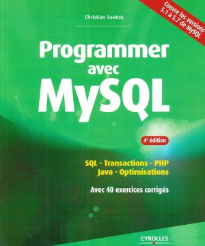 Programmer avec MySQL - eyrolles - 9782212143027 -