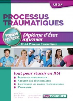 Processus traumatiques - foucher - 9782216115013
