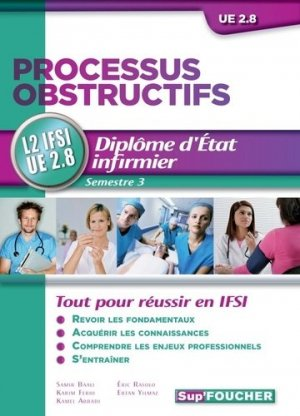 Processus obstructifs - foucher - 9782216121380 -