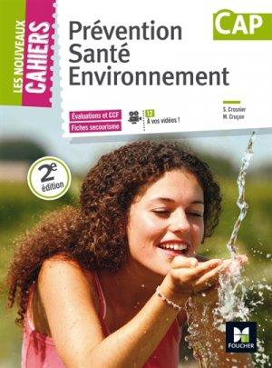 Prévention Santé Environnement CAP - foucher - 9782216132621