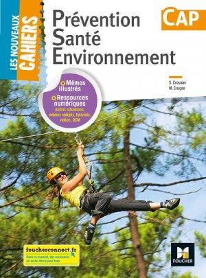 Prévention Santé Environnement CAP - foucher - 9782216148318 -