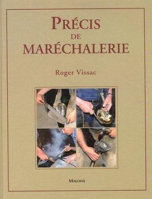 Précis de maréchalerie - maloine - 9782224028633 -