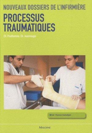 Processus traumatiques - maloine - 9782224032524