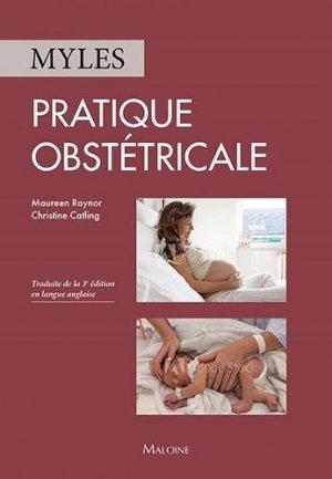 Pratique obstétricale - Myles - maloine - 9782224035518