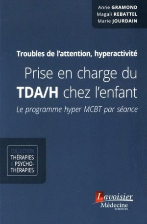 Prise en charge du TDAH - lavoisier msp - 9782257206626 -
