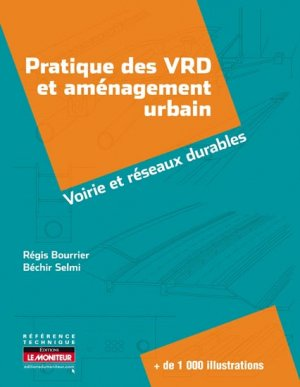 Pratique des VRD et aménagement urbain - le moniteur - 9782281114966 -
